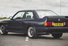 BMW M3 EVO II E30 1988