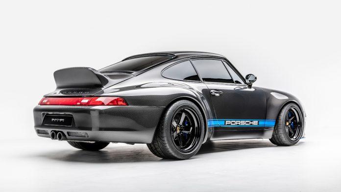 Gunther Werks 400R Porsche 911 (993)