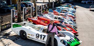 Hans Mezger Porsche 2020