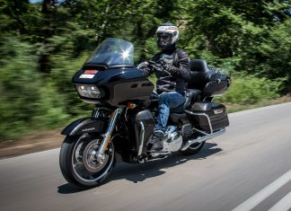 2020 Harley on Tour Traction παρουσίαση