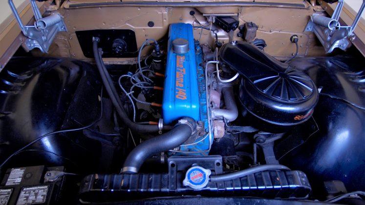 IIHS Chevrolet Ble Air 1959 crash test