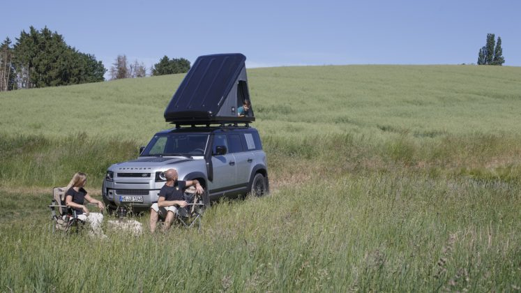 2020 Autohome Land Rover 110 τέντα οροφής