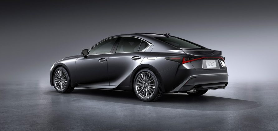2020 νέο Lexus IS