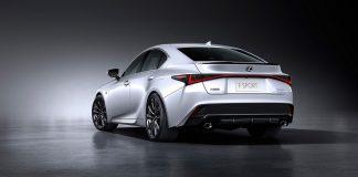 2020 νέο Lexus IS