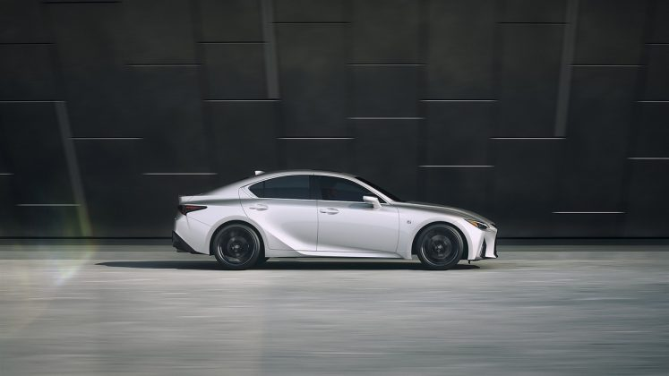 2020 Lexus IS νέο