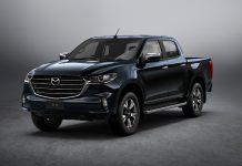 2020 Mazda BT-50 pick up
