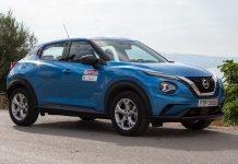 2020 Nissan Juke δοκιμή traction.gr