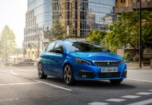 2020 Peugeot 308 αναβάθμιση