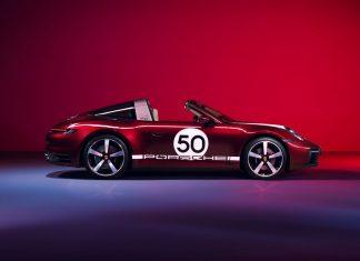 2020 Porsche 911 Targa 4S Heritage Design