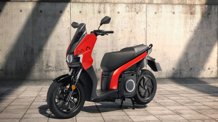 Seat ΜΟ eScooter 125 2020
