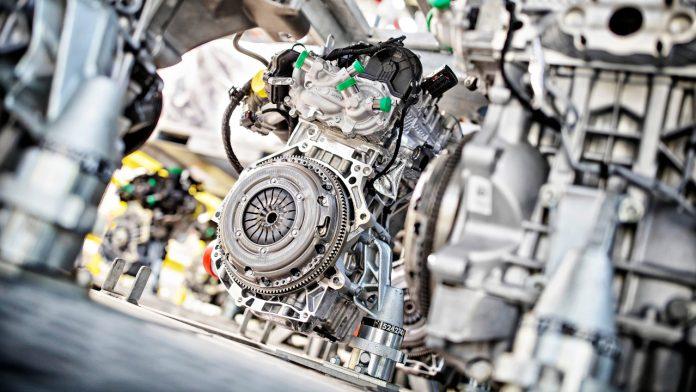 SKoda κινητήρας EA211 2020