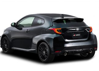 2020 Toyota GR Yaris RS