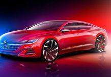 VW Aerton ανανέωση 2020 teaser