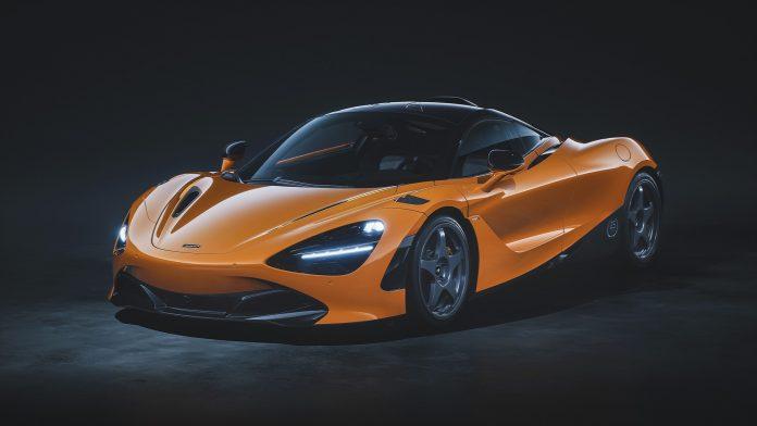720S McLaren 2020 επετειακή έκδοση