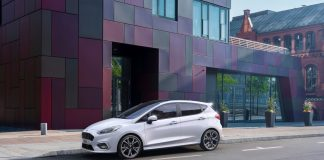 Ford Fiesta αναβάθμιση
