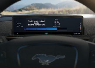 2020 Ford Mustang Mach-E Intelligent Range