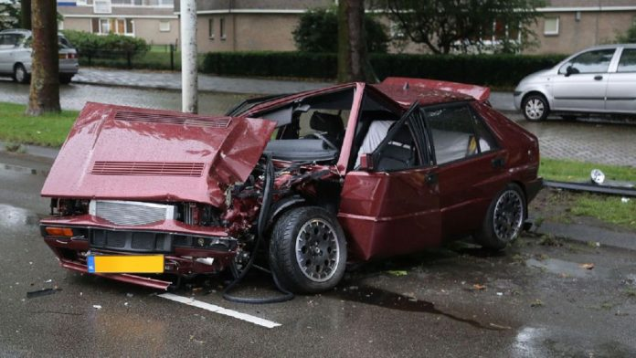 Τροχαία ατυχήματα Δεκέμβριος 2020