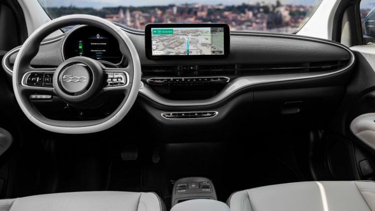 Ηλεκτρικό Fiat 500 hatchback 2020
