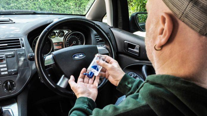 Ford αντισηπτικά 2020 καμπίνα