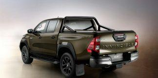 Νέο Toyota Hilux