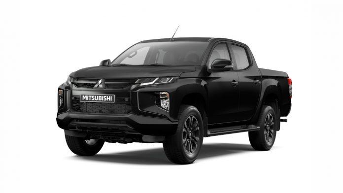 Mitsubishi L200 Black Edition 2020