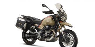 Moto Guzzi V85 TT έκδοση Travel 2020