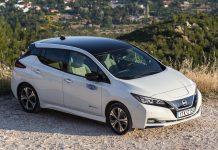 Nissan LEAF ηλεκτροκίνησης Λάρισα