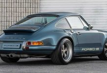 2020 Singer 911 Porsche