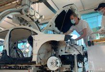 VW Δρέσδη e-Golf 2020