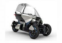 Yamaha TMAX τρίκυκλο πατέντες 2020