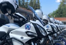 2020 Yamaha Tracer 700 Ελληνική Αστυνομία