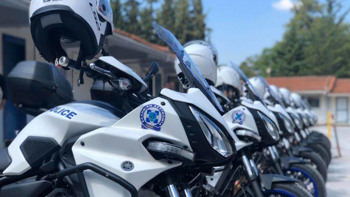 Ελ.ΑΣ. 2020 Yamaha Tracer 700 Ελληνική Αστυνομία