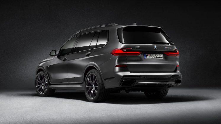 2020 BMW X7 Dark Sahdow