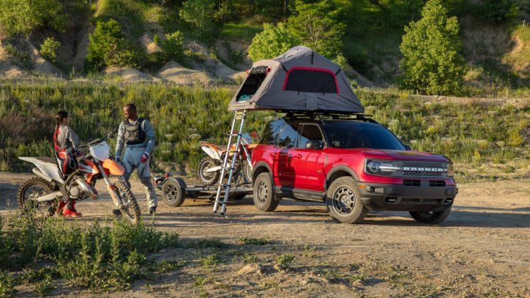 2021 Ford Bronco Sport