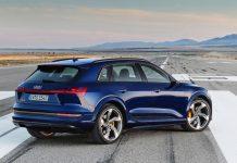 Audi e-tron ηλεκτρικό