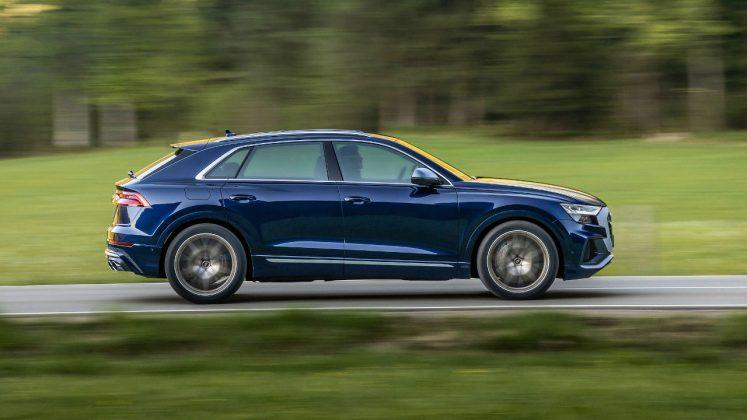 Audi SQ7 και SQ8 νέος V8 κινητήρας βενζίνης 2020