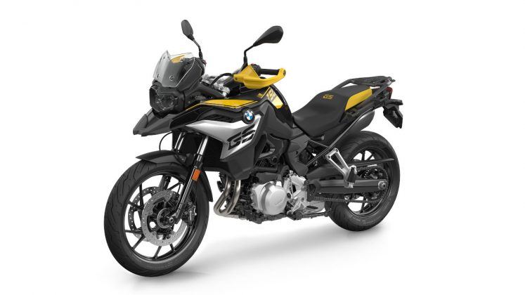 2020 BMW F 750 GS 40 Years Edition