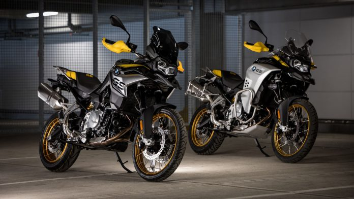 BMW F GS 40 Yeras Edition
