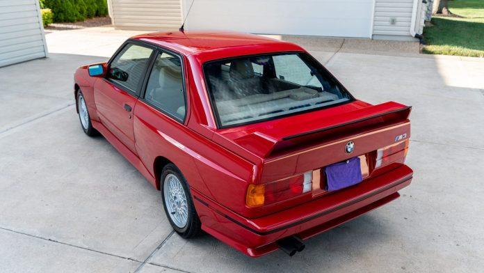 BMW M3 E30 δημοπρασία ρεκόρ