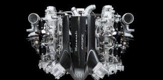 2020 Maserati Nettuno νέος κινητήρας
