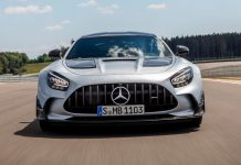 2020Mercedes-AMG GT Black Series