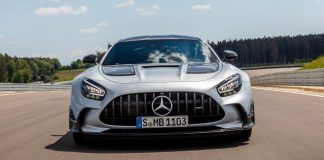 2020Mercedes-AMG GT Black Series
