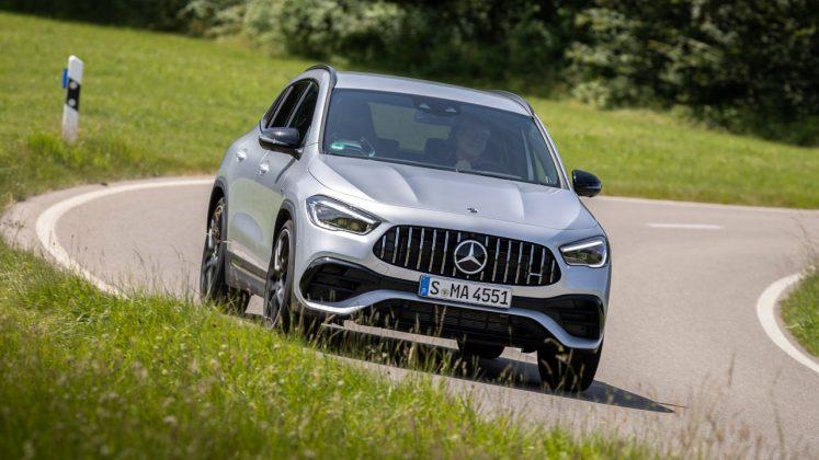 Mercedes-AMG GLA 45 S 4MATIC+