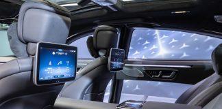 MBUX 2020 Mercedes