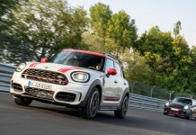 MINI Countryman John Cooper Works 2020