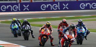 MotoGP 2020 πρόγραμμα