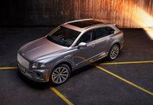 2020 Bentley Bentayga ανανέωση