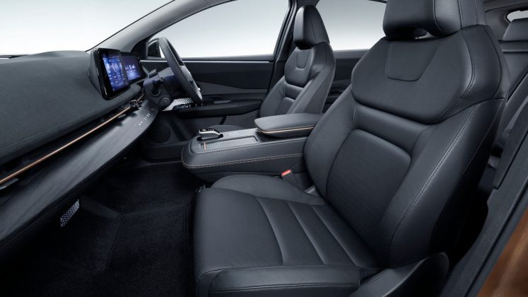 2020 Nissan Ariya ηλεκτρικό