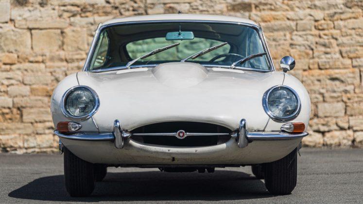 1961 Jaguar E-Type Series