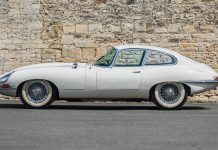1961 Jaguar E-Type Series